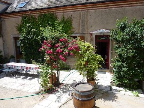 """Maison """"Le Petit Bacchus"""" en Bourgogne"""