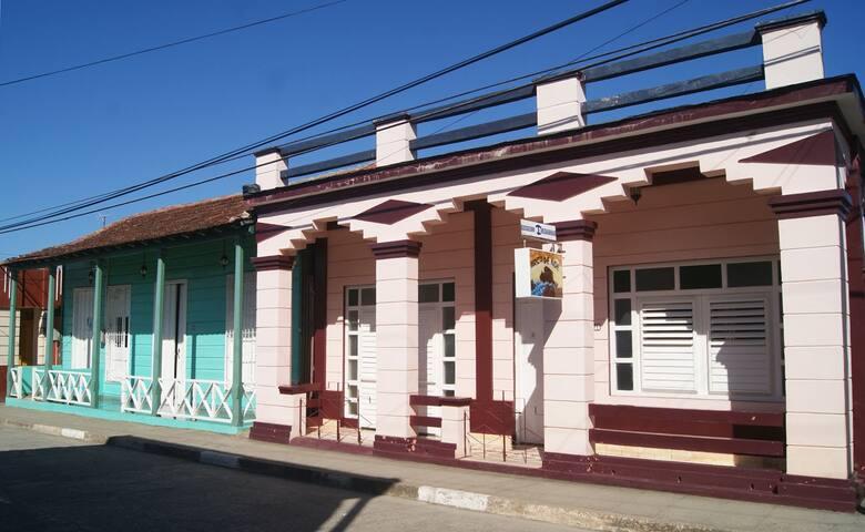 Arca de Noe - Baracoa - Bed & Breakfast
