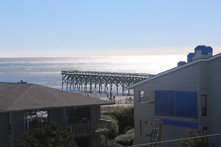 South End of Wrightsville Beach Retreat Heaven!