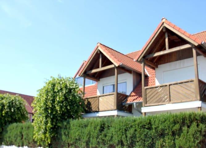 Villa Seeschwalbe Wohnung 09