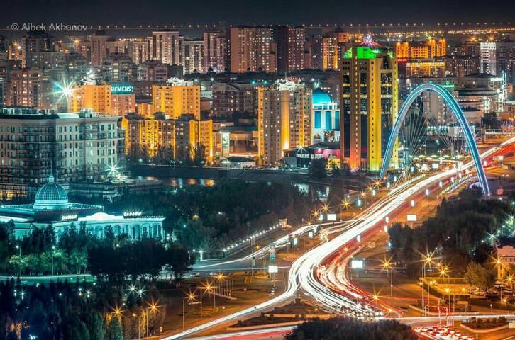 Район Цирка - Astana - Apartment