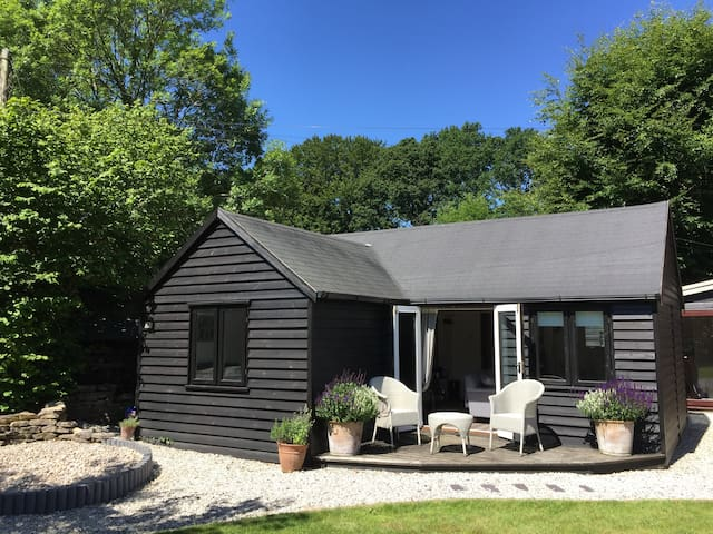The Cabin at The Railway Cottage