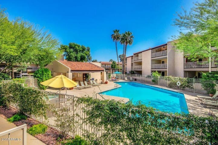Peaceful Phoenix Condo - Phoenix - Condominio