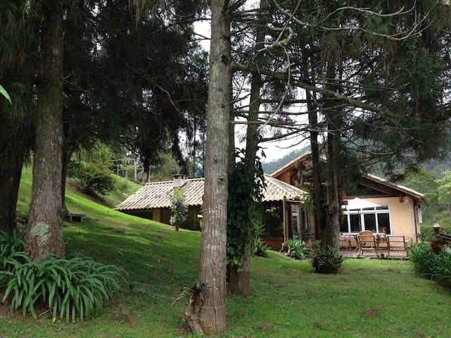 Casa na montanha em Mury - Nova Friburgo - Casa