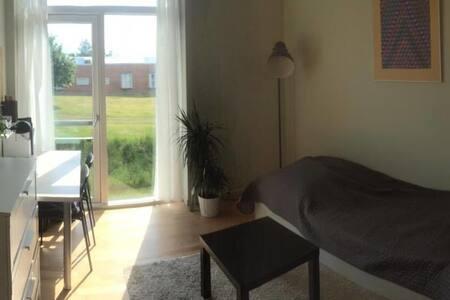 Cosy room near AAU main campus - Aalborg