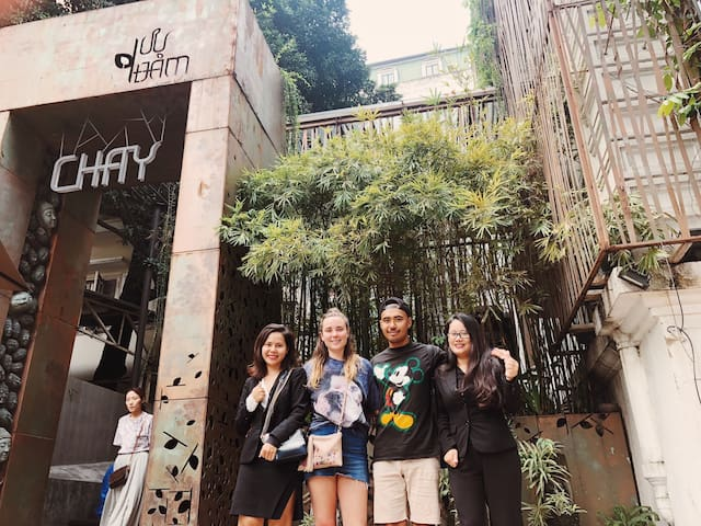 RARE FIND -HG HANOI HOMESTAY -0.5min TO OLD QUATER