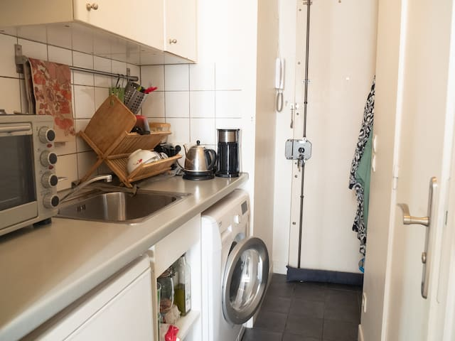 Cosy flat near from Pigalle