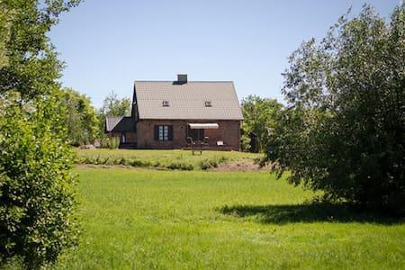 Dom przy stawie Haus an den Teichen - Sumin - Casa