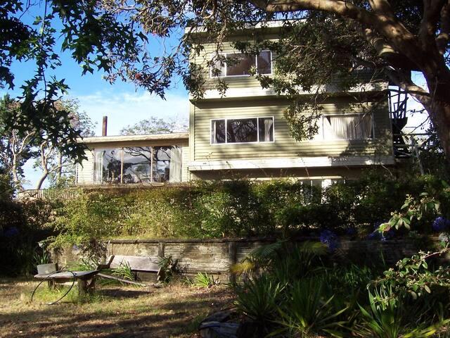 Peaceful beach house on unspoiled island - Matakana Island - Apartment