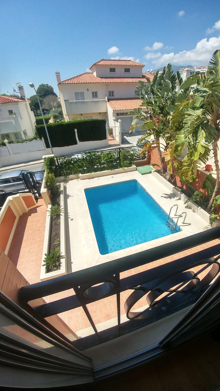 House with 3 bedrooms in Benalmádena, with private pool and WiFi