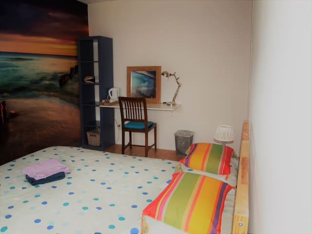 Nice room close to Airport & CAE