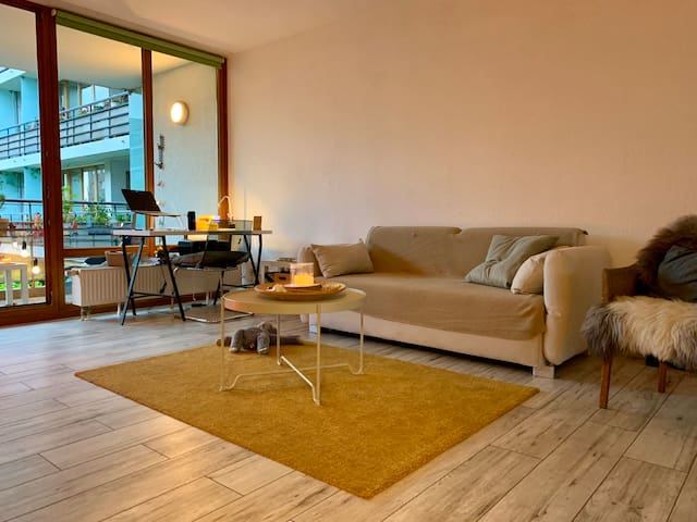 Private apartment with two rooms - Friedrichshain