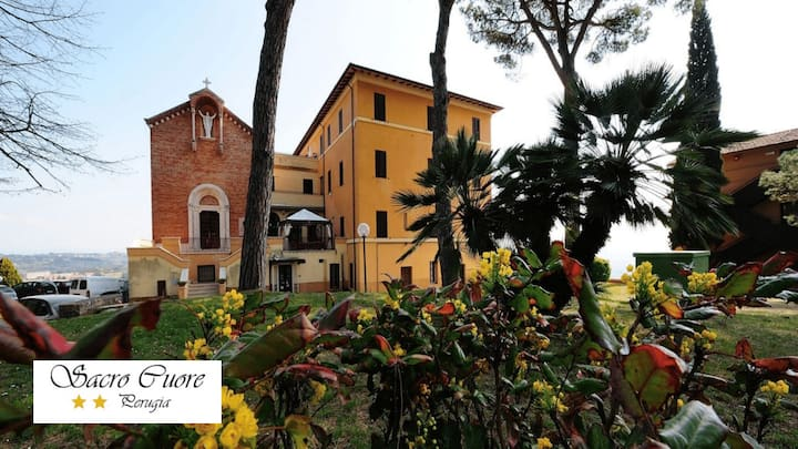 Amazing Budget Hotel  - 4 kms from Perugia cente