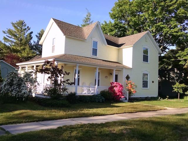 Enchanting Victoria Place in Elk Rapids, MI