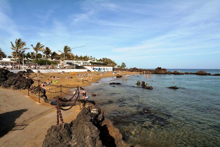 Marino Puerto Del Carmen close to the Beach wifi!