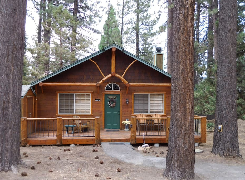 Cozy Cabin Lake Bear Mtn Forest Golf Pets Cabins