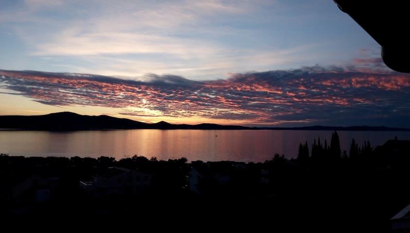 Beautiful sea view apartment - Sveti Petar na Moru