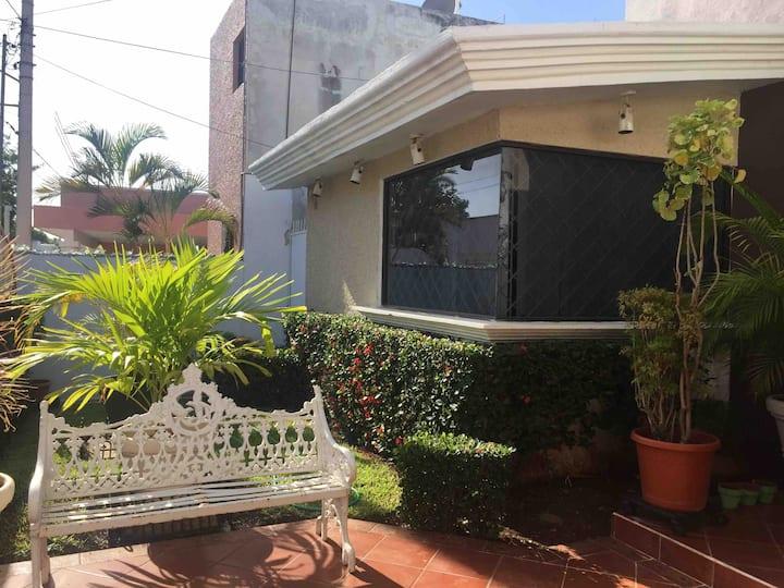Hermosa casa mexicana en Campeche!!
