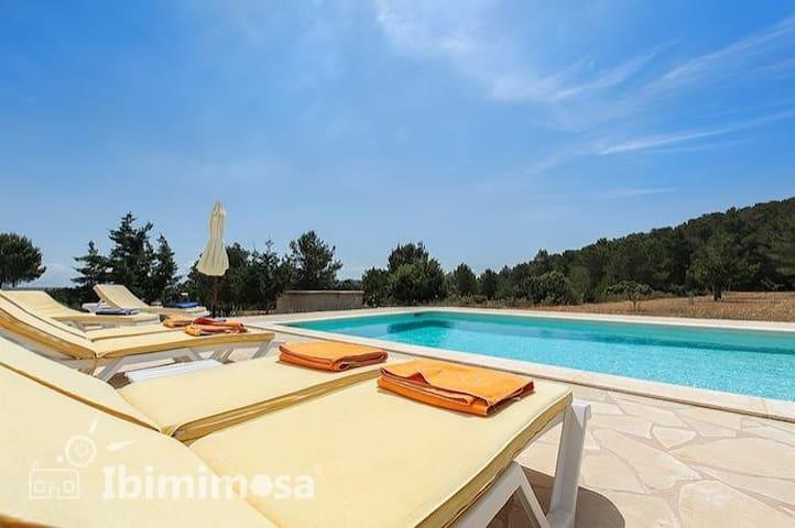 Villa Sol - Aeroport d'Eivissa - Hus