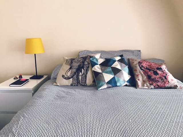 Lovely double room in the Northern Quarter! - Manchester - Pis