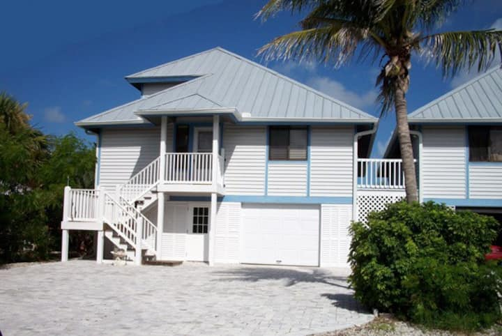 Two Bedroom Bay Front Beach House