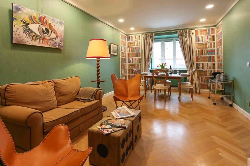 zentrale wohnung gu hausstra e wohnungen zur miete in wien wien sterreich. Black Bedroom Furniture Sets. Home Design Ideas