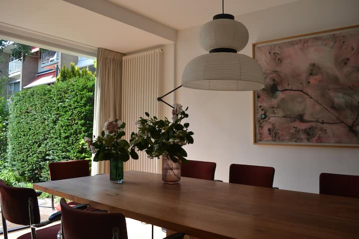 Bright, spacious and newly renovated family house
