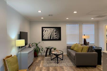 cute comfy & cozy 2nd Floor Guest Suite (Seashell)