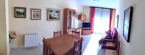 Apartamento en Valderrobres 2 hab