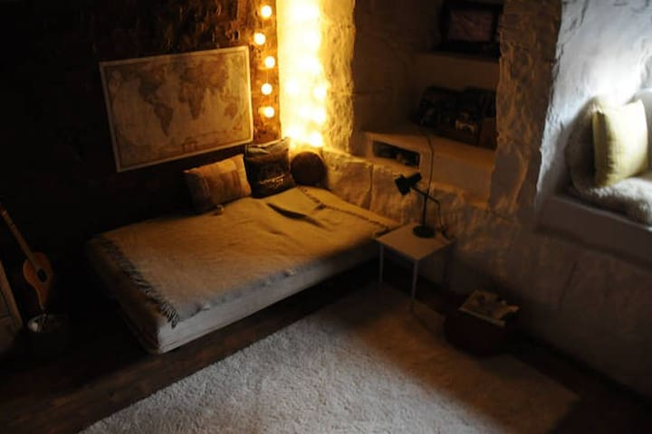 Large bedroom for 1person or couple - Fredrikstad - Wohnung