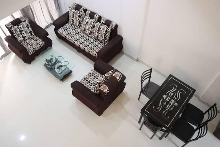 3BHK Villa With Private Pool - Lonavala