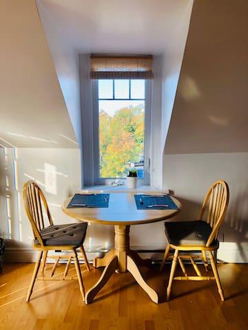 Charmant studio avec vue sur le fleuve