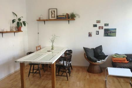 Lovely room+full use of the flat Prenzlauerberg