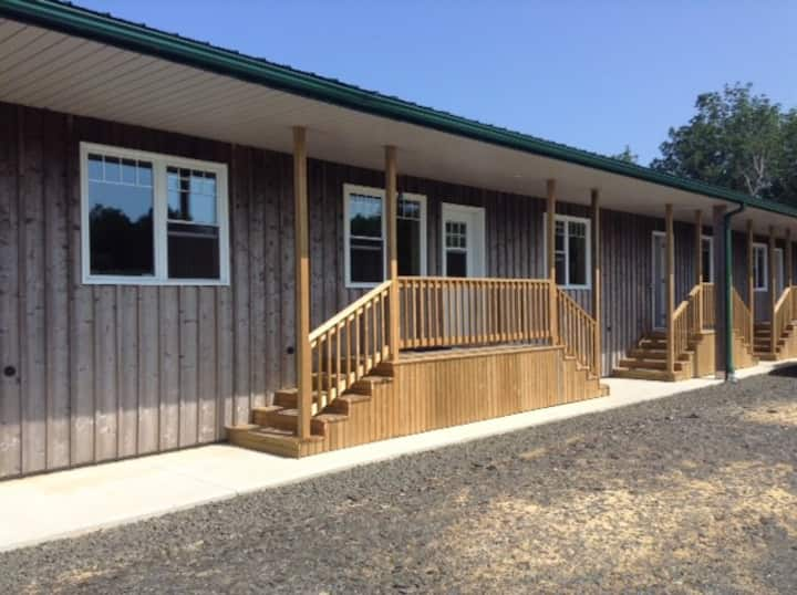 Farm retreat with 2 Bed Rooms perfect for 4 Guests