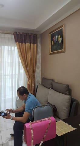 One stop Living in Kelapa Gading / 2BR MOI - Kelapa Gading - Apartament