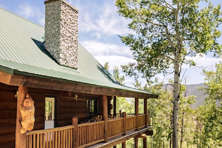 LAZY BEAR CABIN NEAR FISHING, REDUCED SUMMER RATES