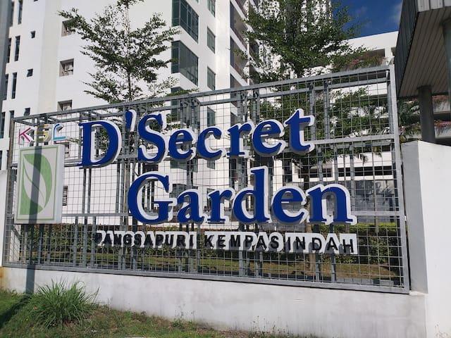 Kempas Indah @ The Secret Garden Homestay