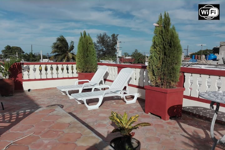★Hostal Pocala★200 meters from Main Park★