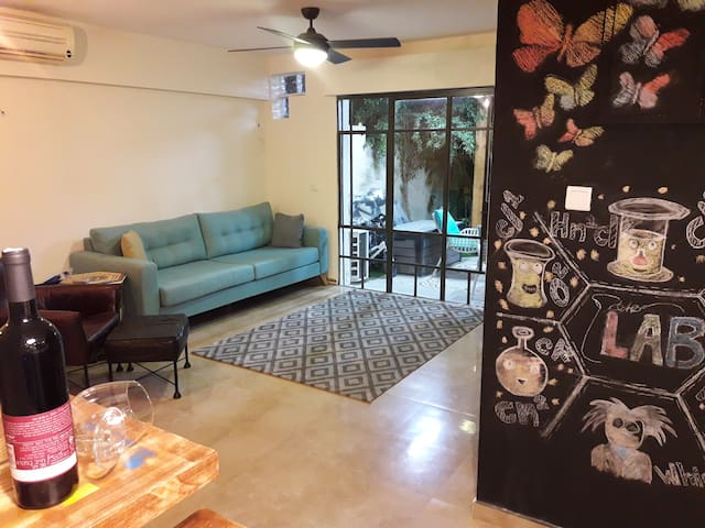 Home sweet near Ben Gurion University - Beerseba - Casa