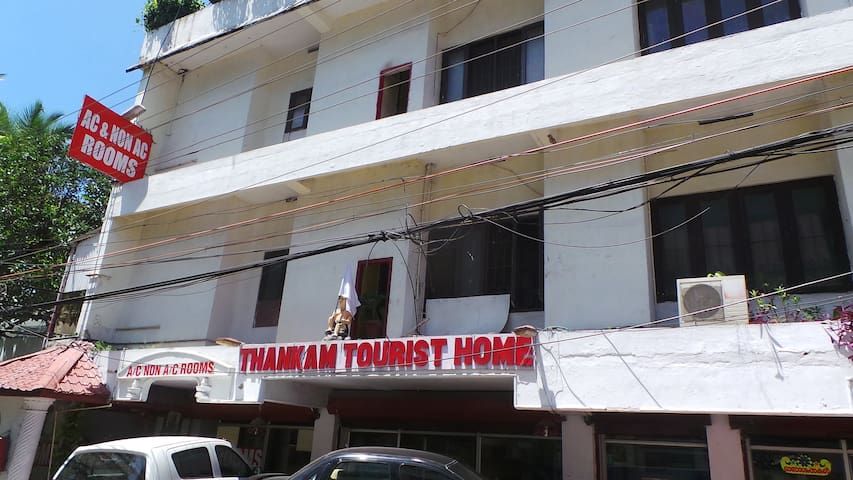 Thankam Tourist home - Kochi - Huis