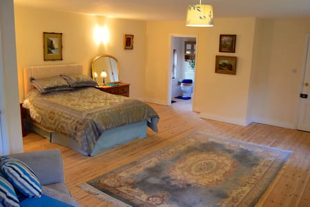 Beautiful Room in Georgian Country House - Beccles - 客房
