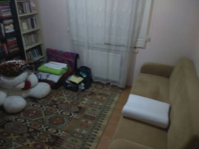 Çiftler ya da tek kişiye boş odamız - Ankara/keçiören/etlik - Apartament