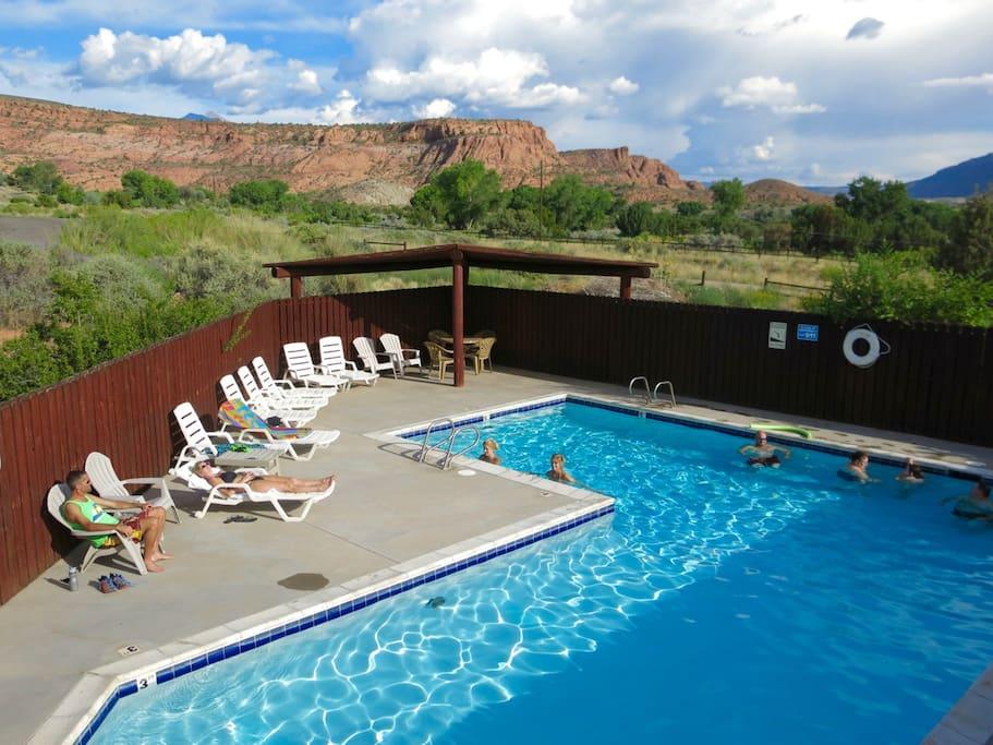 Castillo Pool