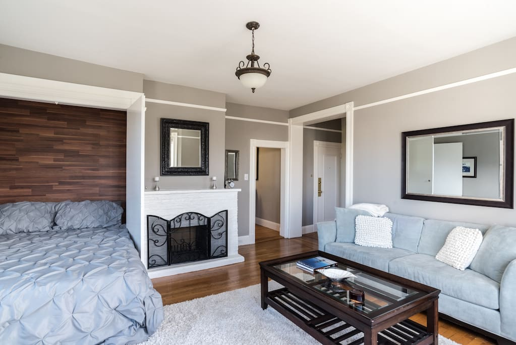 Jr 1 Bedroom Cow Hollow Marina Apartments For Rent In San Francisco California United States