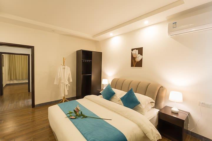 卧室1 大床