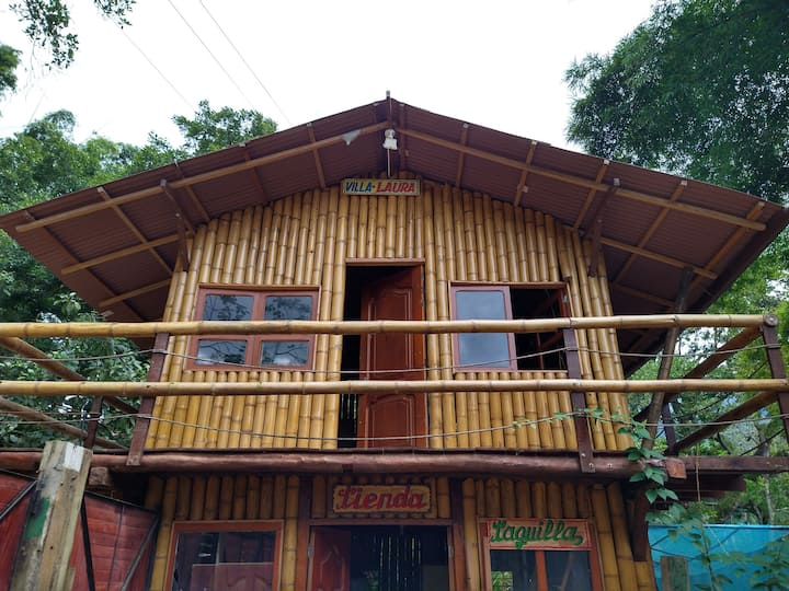 Hotel Eco point, tu hogar junto a la naturaleza.