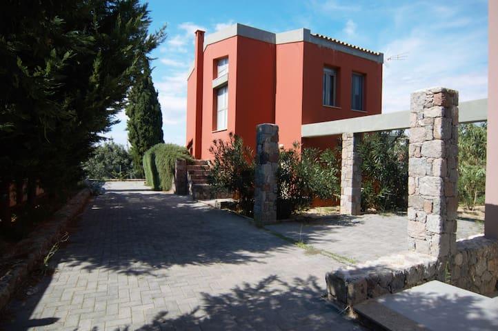 Modern Summertime Villa - Egina - Villa