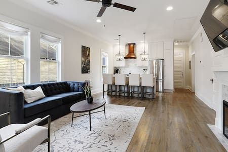 Luxury Cottage in Historic Beauregard/ Downtown