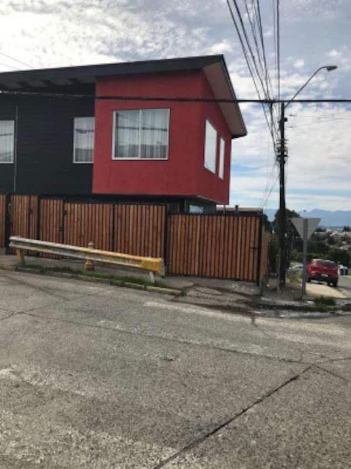 Alojamiento cómodos y nuevos en Puerto Montt