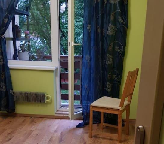 Bright and cozy apartment in Carnikava center.